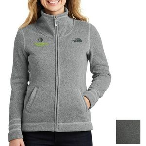 The North Face� Ladies' Sweater Fleece Jacket